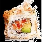Роллы в стружке тунца меню