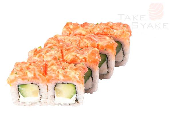 Катана ролл. Доставка суши Катана. Заказать ролл Катана. Катана в Takesyake