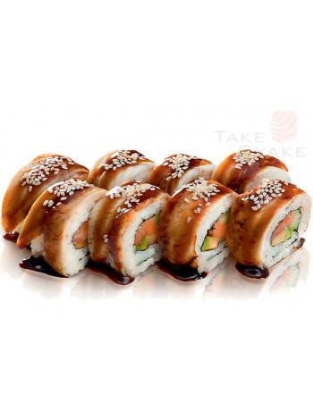Нагоя ролл. Доставка суши, доставка лапши wok, доставка бургеров. Киев, Борщаговка. Take Syake