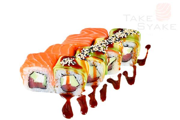 Нам ролл. Доставка суши Нам. Заказать ролл Нам. Нам в Takesyake