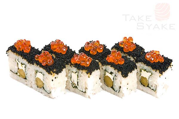 Самуи ролл. Доставка суши Самуи. Заказать ролл Самуи. Самуи в Takesyake