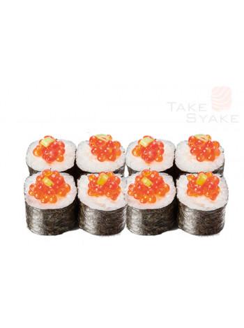 Кунсей ролл (195г). Доставка суши, доставка лапши wok, доставка бургеров. Киев, Борщаговка. Take Sya