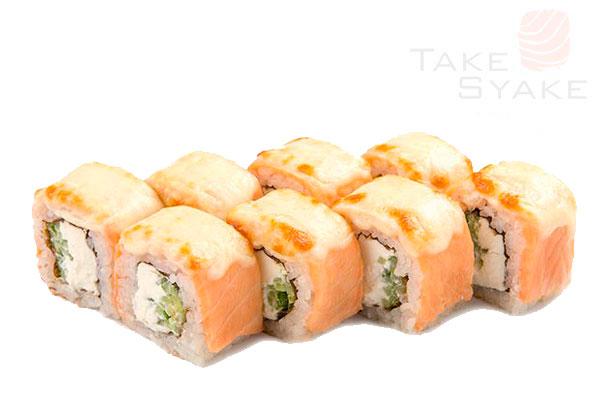 Сяке гриль ролл. Доставка суши Сяке гриль. Заказать ролл Сяке гриль. Сяке гриль в Takesyake