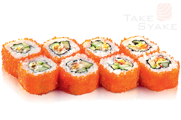 Гурме ролл. Доставка суши, доставка лапши wok, доставка бургеров. Киев, Борщаговка. Take Syake