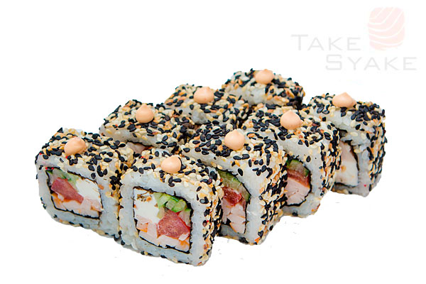 Тиго ролл. Доставка суши Тиго. Заказать ролл Тиго. Тиго в Takesyake