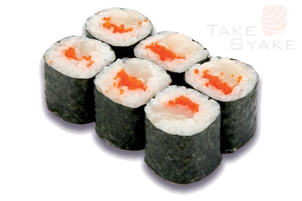 Краб маки. Доставка суши, доставка лапши wok, доставка бургеров. Киев, Борщаговка. Take Syake